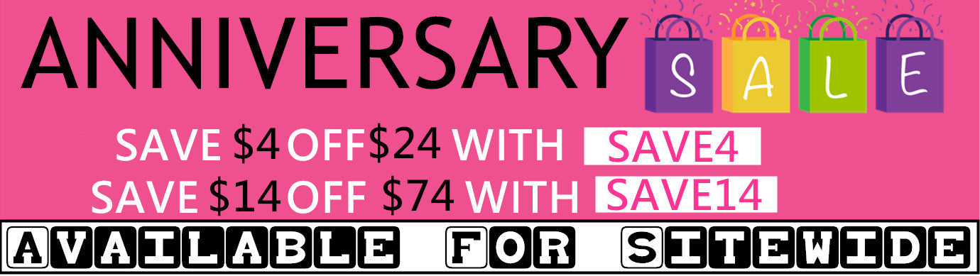 Click Here to Anniversary Sale