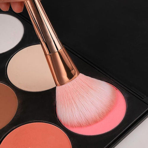 7Pcs Blusher Brush Makeup Brushes Eyeshadow Brush Kit