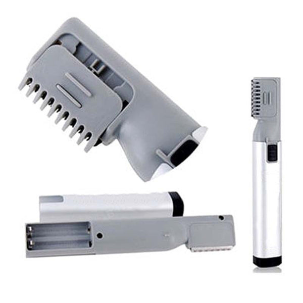 Portable hair Beard Trimmer A Trim mistake proof hair cut clipper remover