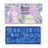 Easter Day Rabbit Nail Art Stamping Plate BBBXL-103