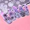 Flower Dandelion Patterns Stamping Template Nail Art Tools BeautyBigBang BBBXL-001