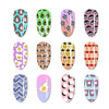 Food Cute Cake Image Nail Art Stamp Stencils Stainless Steel Stamp Template Manicure Tools BeautyBigBang BBBXL-002