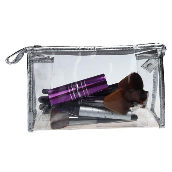 Travel Clear Waterproof Makeup Storage Bag