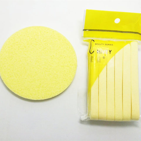 Compressed Sponge Stick Facial Cleansing Sponge Puff
