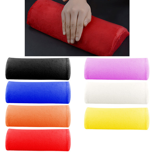 Soft Hand Rest Cushion Pillow, Nail Art Manicure Makeup Cosmetic Tool
