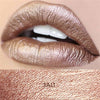 Waterproof Metallic Lip Gloss Paint Matte Shimmer Long Lasting Lipstick