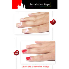 Latex Tape Peel Off Nail Art Glue Protective Nail Polish Cuticle Guard Skin Barrier