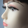 New 5 Pairs Luxurious 3D False Eyelashes Cross Natural Long Eyelashes