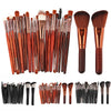 22pcs Makeup Brushes Blusher Eyeshadow Lip Powder Foundation Cosmetic Brush Set