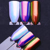 Aurora Nail Laser Powder Unicorn Mirror Nail Pigment Nail Glitter Manicure Decoration