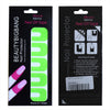 Peel Off Tape Latex-Free Cuticle Guide Protecting Adhesive U-Shape Nail Polish Protector Tapes