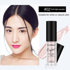 Highlighter Liquid Sexy Face Eye Contour Glow Shimmer Concealer Makeup