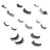 Natural Long Lasting Soft 3D False Eyelashes