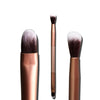 Mini Doubled-end Eyeshadow Brush Portable Makeup Brush