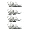 3D Reusable Natural Handmade Magnetic Makeup False Eyelashes