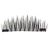 1Pair 3D Waterproof No Glue Magnetic False Eyelashes For Eye Makeup