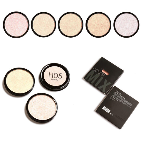 Brightening Face Highlighter Powder For Makeup