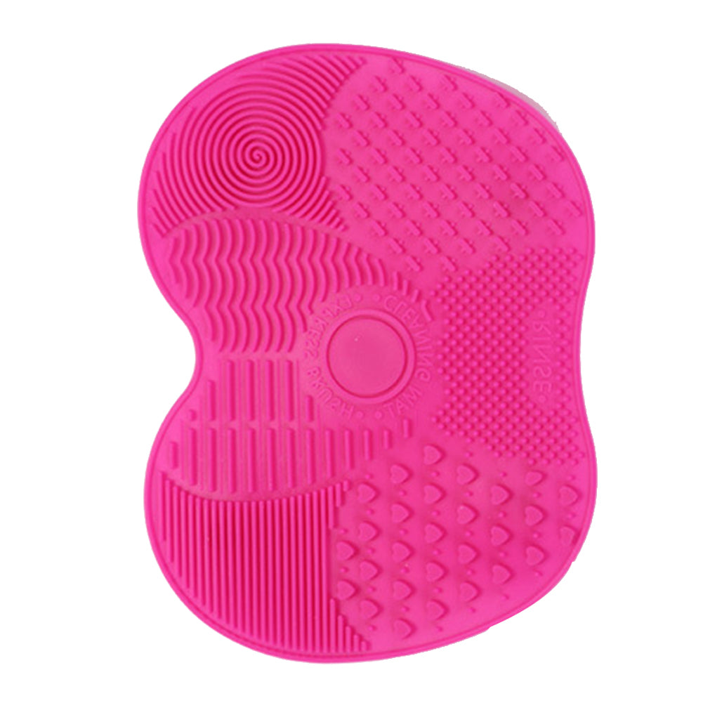 Silicone Wash Pad Clean Makeup Brush Cleaning Mat Makeup