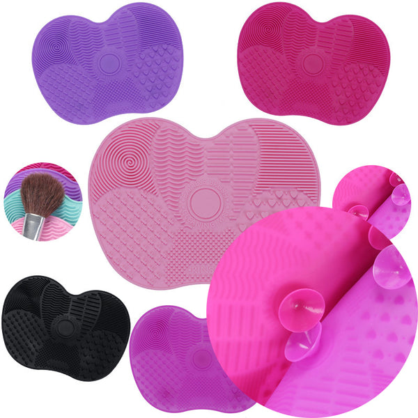 Silicone Wash Pad Clean Makeup Brush Cleaning Mat Makeup Tools
