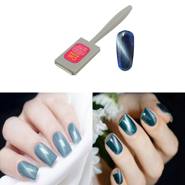 Nail Magnet Magnetic Stick For Cat Eye Gel Polish UV LED Art Tool