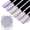 0.2g/Box Chameleon Shining Laser Shell Glimmer Powder Nail Shimmer Mermaid Pearl Nail Glitter For Manicure