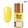 9ML Yellow Long Lasting Quick Dry Enamel Design Nail Polish