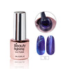 6ML Blue Magnetic Cat-Eye Gel Polish Chameleon UV Gel Polish Gel Varnish Lacquer Soak Off 10