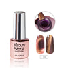 6ML Brown Magnetic Cat-Eye Gel Polish Chameleon UV Gel Polish Gel Varnish Lacquer Soak Off 08