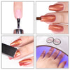 6ML DarkOrange Magnetic Cat-Eye Gel Polish Chameleon UV Gel Polish Gel Varnish Lacquer Soak Off 05