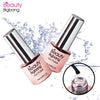 6ML Soak Off UV Gel Base Coat Nail Polish Acrylics Gel Manicure Lacquer