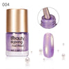 6Pcs Mermaid Nail Varnish Shell Nail Polish Set For Manicure