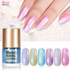 8ML Green Pearl Mermaid Lacquer Varnish Shell Nail Polish For Manicure 002