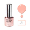 6ML Nude Series Soak-off UV&LED Gel Nail Polish Lamp PeachPuff Violet Gel Varnishes Nail Art Manicure 19-24
