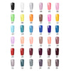 6ML Colorful Soak-off Gel Nail Polish UV&LED Lamp Gel Varnishes Nail Art Manicure
