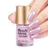 9ML Lavender Shiny Mermaid Shell Nail Polish For Manicure Nail Art 001