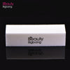 5Pcs White Sponge Nail File Buffer Block For UV Gel Nail Polish Nail Tools