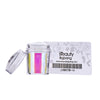 Holo Handle Jelly Silicone Nail Art Stamper Kit With Scraper Nail Tools