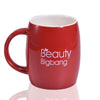 Creative Red Heat-resistant Mug Cup Coffee Ceramic Mugs