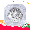 0.2g Irregular Nail Sequins Set Decoration Nail Manicure Foil