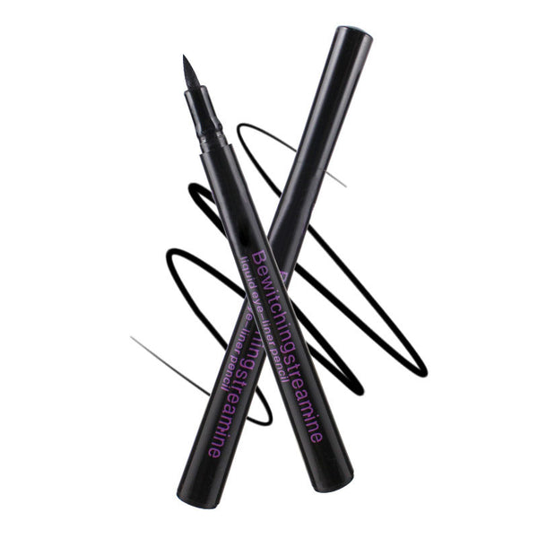 Waterproof Black Long Lasting Eyeliner Pencil For Eye Makeup