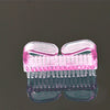 Nail Cleaning Brush Hand Brush for Manicure Pedicure Nail Art Tool