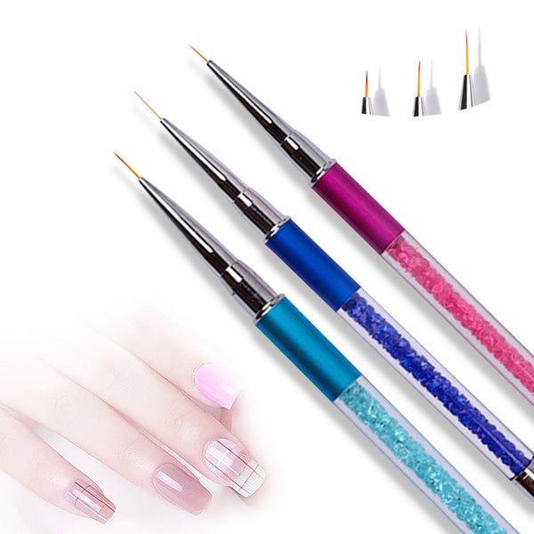 Acrylic Nail Brush Dotting Tool Liner Brush Painting Brush Nail Tool