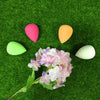 1Pc Water Drop Colorful Foundation Sponge Puff Makeup Tool Random Color