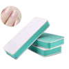 1 Pcs Double Sided Nail Buffer And Files Block Nail Art Tool Manicure Device Tool UV Gel Polisher Nail File Polishing