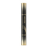 1 Pcs Double-Headed Seal Black Triangle Seal Eyeliner