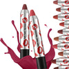 Waterproof Matte Lipstick Lip Sticks Cosmetic Makeup