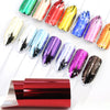 14pcs Charm Nail Foils Polish Stickers Nail Art Decorations