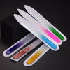 6Pcs Crystal Glass Polishing Nail Art File Set For Manicure