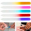Glass Fingernail Files for Professional Manicure Nail Care