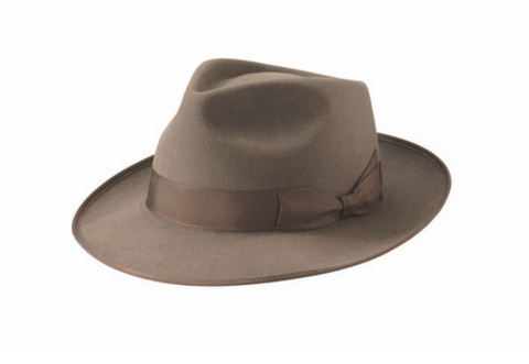 Akubra - Stylemaster Brown Pure Felt Hat